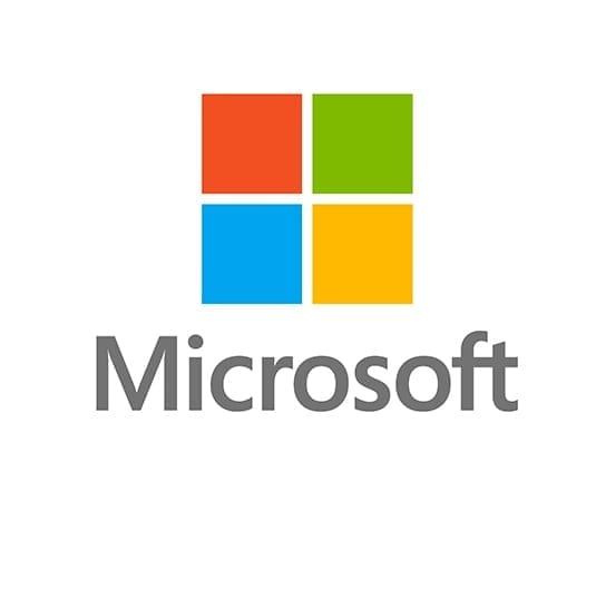 Onze Partners - Logo - Microsoft
